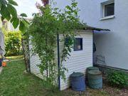 Gartenhaus Massivholz