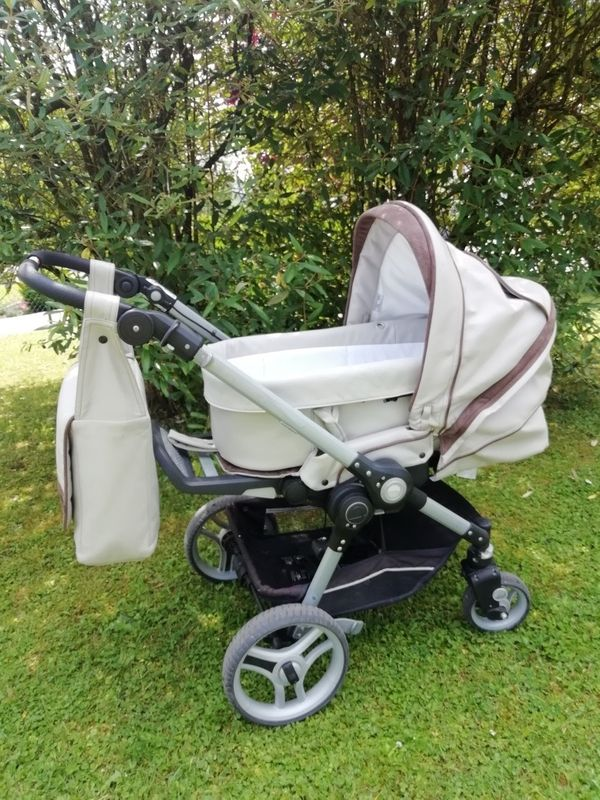 Kinderwagen Teutonia Be You mit
