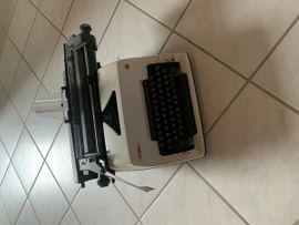 Bild 4 - Olympia Schreibmaschine - Dettenheim