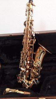 saxophon alt expression