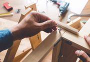 Hallo ich bin Möbeldesigner wenn