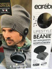 Slim Mütze Beanie - mit integrierten