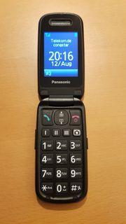 Senior innen Klapp-Mobiltelefon Panasonic KX-TU