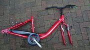 24 Zoll Bergamont Mädchen-Fahrradrahmen