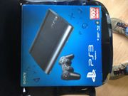 PS 3 slim 500 gb