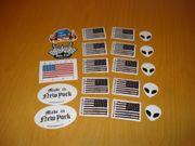 20 Brandy Melville Aufkleber Sticker