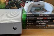 Xbox One S 500B mit