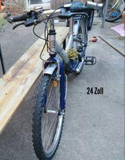 Jungs oder Mädchen Fahrrad