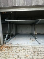 Duplex Garage in Friedhofstrasse 14-16