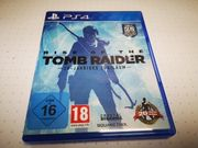PS4 Tomb Raider 20 Years