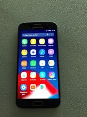 Samsung S6 offen