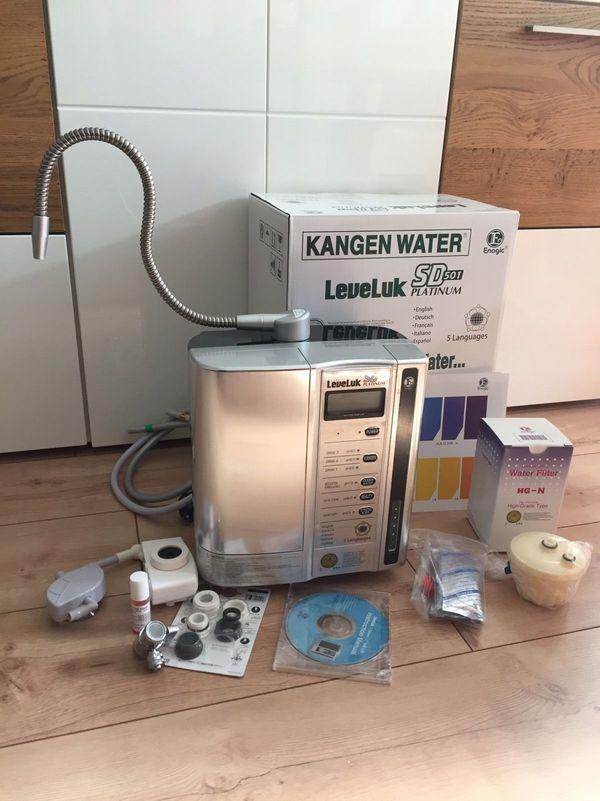 wasserionisierer Leveluk Kangen Water SD