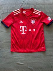FC Bayern Trikot Größe 134