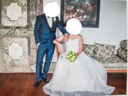Brautkleid Umstandskleid Größe 38 von