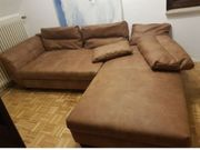 Sofalandschaft Couchgarnitur Eckcouch Sofa Couch