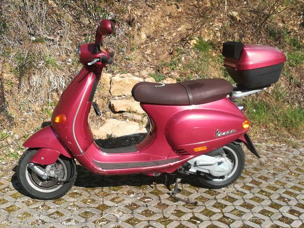 Vespa Piaggio Roller M04 125