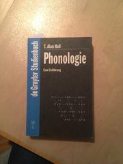 Phonologie - Eine Einführung T Alan