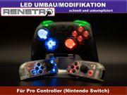 Nintendo Switch LED-Kit Umbau für