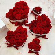 Blumenbox Flowerbox Rosen ewige Rose