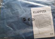 Ikea KLAPPSTA Bezug Sessel in
