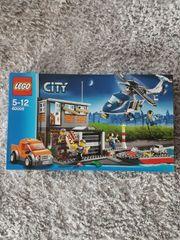 LEGO 60009 City - Polizei-Hubschrauber Räuberversteck -