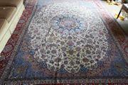 Teppich Orientteppich Perserteppich handgeknüpft Wolle