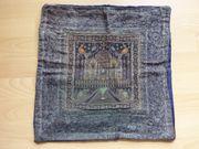 Kissenbezug Wandbehang aus INDIEN