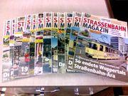 Strassenbahnmagazin Heft 1-12 2019
