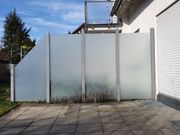 Glastrennwand System Brügmann