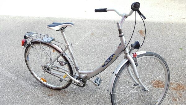 City-Bike 28 Zoll