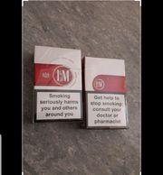 L M Zigarette LM Abzugeben