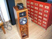 Rabox Highend Lautsprecher in Pyramiden