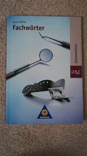 Buch Georg Hilfreich Fachwörter Zahnmedizin