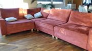 Sofa - Rundecke gut erhalten