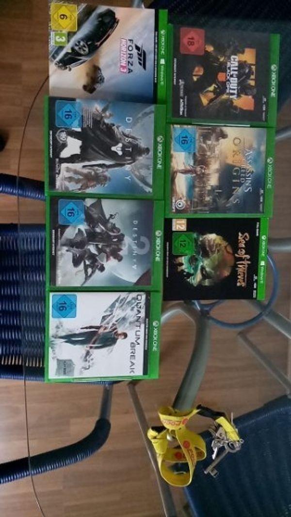 Xbox One Spiele zu Verkaufen