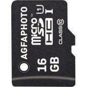 AgfaPhoto Speicherkarte MicroSDHC Class 10