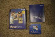 Für Sammler Microsoft WorksSuite 2001