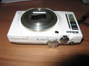 Nikon Coolpix S8200 weiß - Kamera