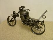 Motorrad Draxter Modellauto Eigenbau Als