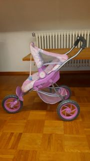 Baby Born Jogger mit abnehmbarer