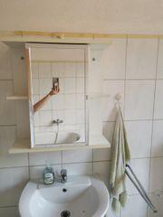 Spiegelschrank Waschbeckenunterschrank