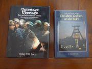 Bergbaubücher - sehr guter Zustand
