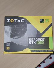 Grafikkarte Zotac GTX 1060 6GB