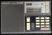 Sony ICF-7600D Weltempfänger