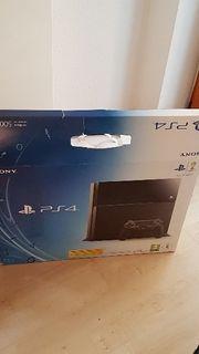 PS 4 mit 500 GB