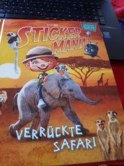 Suche Sticker Mania