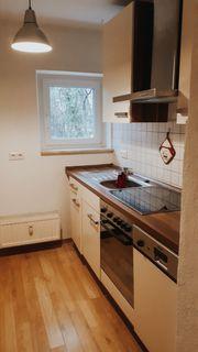 EBK Küche mit Elektrogeräte Backofen