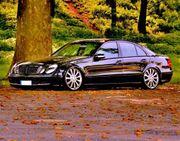 Mercedes Benz E Klasse w211
