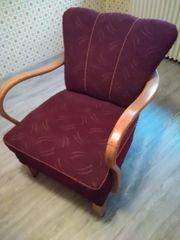 Sessel 60er Jahre von Meisterhand