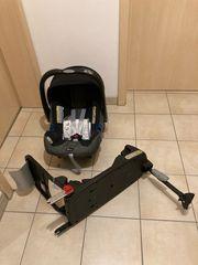 Babyschale Römer Babysafe Plus SHR